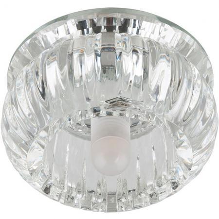 Встраиваемый светильник Fametto Fiore DLS-F106-1001 gerdamix fl crema f106 жасмин