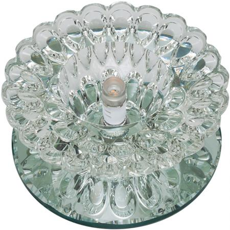 Встраиваемый светильник Fametto Fiore DLS-F124-3001 встраиваемый светильник fametto fiore dls f128 3001