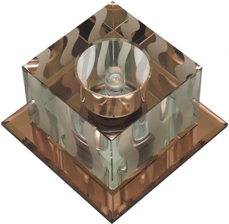 Встраиваемый светильник Fametto Fiore DLS-F126-3001 встраиваемый светильник fametto fiore dls f120 3001