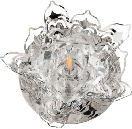 Встраиваемый светильник Fametto Fiore DLS-F128-3001 встраиваемый светильник fametto fiore dls f128 3001
