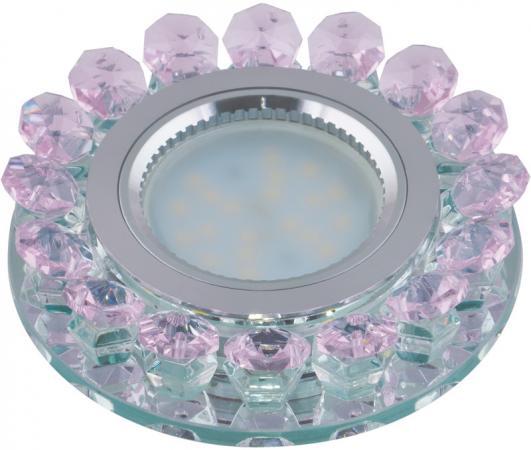 Фото - Встраиваемый светильник Fametto Luciole DLS-L102-2002 chunghop l102 universal single 11 key learning ir remote control silver white 2 x aaa