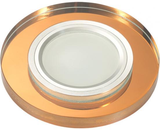 Встраиваемый светильник Fametto Luciole DLS-L106-2001 встраиваемый светильник fametto luciole dls l106 2001