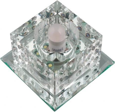 Встраиваемый светильник Fametto Luciole DLS-L116-1001 встраиваемый светильник fametto luciole dls l116 1001