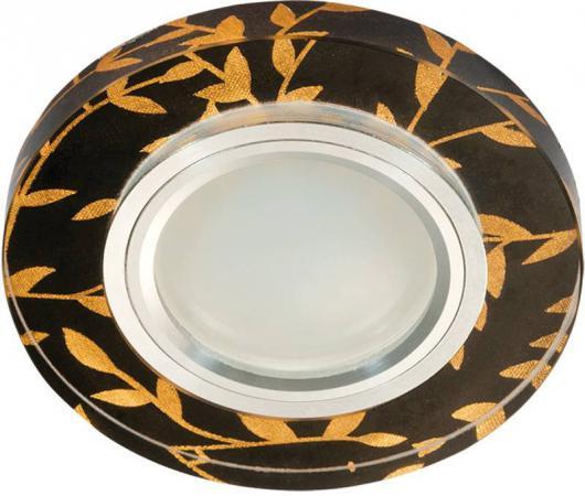 Встраиваемый светильник Fametto Luciole DLS-L204-2001 наклейки для ногтей 1 dls 204 dls 204