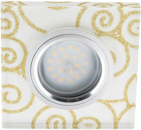 Встраиваемый светильник Fametto Luciole DLS-L207-2001 встраиваемый светильник fametto luciole dls l104 2001