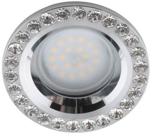 Встраиваемый светильник Fametto Vernissage DLS-V106-2001 встраиваемый светильник fametto vernissage dls v106 2003