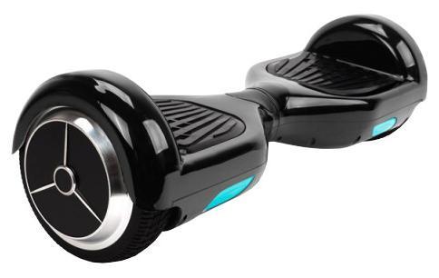 гироскутер iconbit smart white