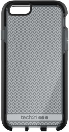 Бампер Tech21 Evo Check для iPhone 6 iPhone 6S чёрный алюминиевый бампер для iphone 6 draco tigris 6