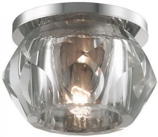 Встраиваемый светильник Novotech Glitz 357046 novotech glitz 357046