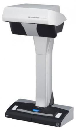 Фото - Сканер Fujitsu ScanSnap SV600 фотоаппаратный А3 285x283 dpi CCD USB бело-черный PA03641-B301 диван угловой мебелико атлантис эко кожа бело черный левый