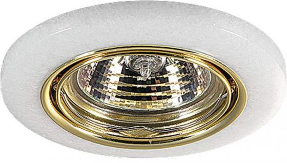 все цены на Встраиваемый светильник Novotech Stone 369278