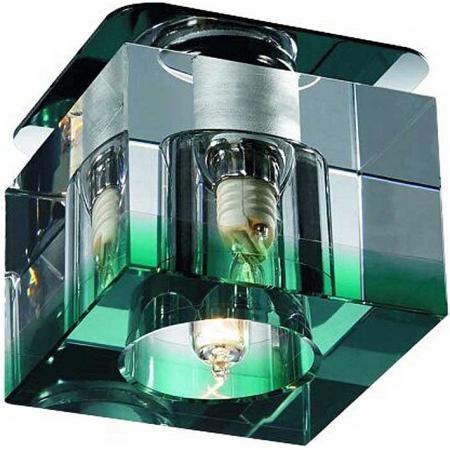 Встраиваемый светильник Novotech Crystals 369296 novotech 369296