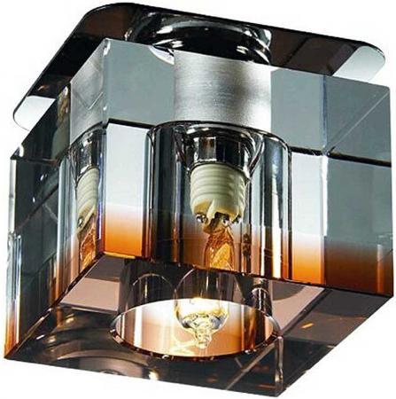 Встраиваемый светильник Novotech Crystals 369297 встраиваемый светильник novotech crystals 369299