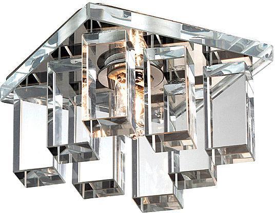 Встраиваемый светильник Novotech Caramel 369371 светильник встраиваемый novotech caramel 2 nt09 103 369372