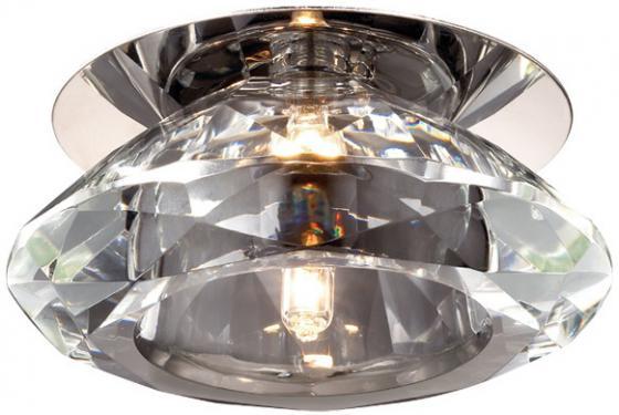 цена Встраиваемый светильник Novotech Crystal 369374