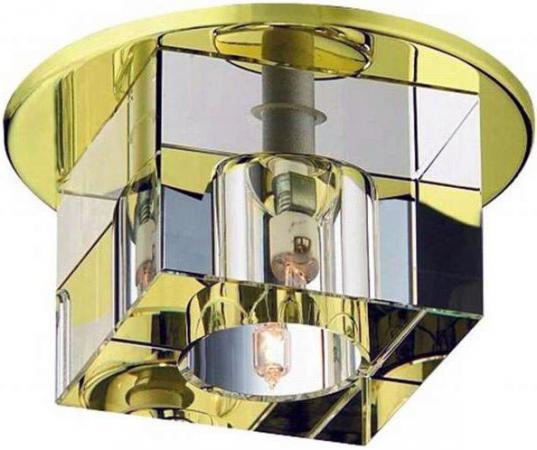 Встраиваемый светильник Novotech Cubic 369382 встраиваемый светильник novotech cubic 369382