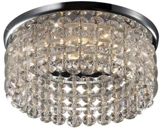 Встраиваемый светильник Novotech Pearl Round 369441 novotech встраиваемый светильник novotech pearl round 369441