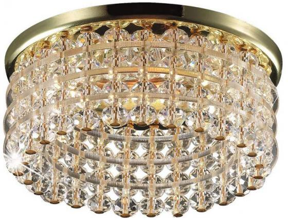 Встраиваемый светильник Novotech Pearl Round 369442 novotech встраиваемый светильник novotech pearl 369896
