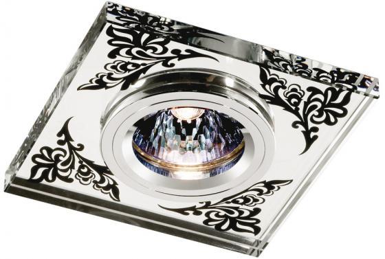 Встраиваемый светильник Novotech Mirror 369544 novotech встраиваемый светильник novotech mirror 369753