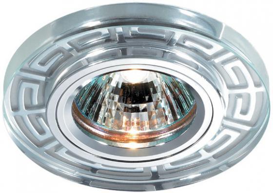 Встраиваемый светильник Novotech Maze 369584 novotech maze 369584