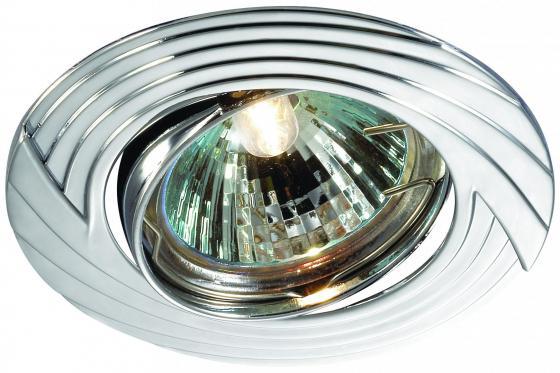 Встраиваемый светильник Novotech Trek 369611 встраиваемый светильник novotech trek 369611