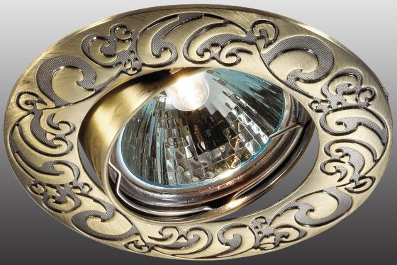 Встраиваемый светильник Novotech Henna 369640 встраиваемый спот точечный светильник novotech henna 369689