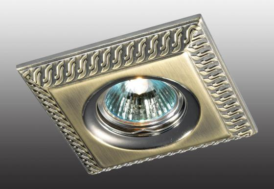 Встраиваемый светильник Novotech Nemo 369655