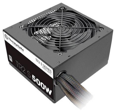 Блок питания ATX 500 Вт Thermaltake TR2 S 500W TRS-0500P-2 цена и фото