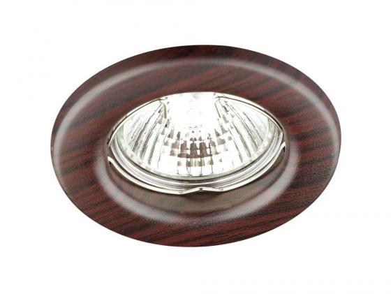 Купить Встраиваемый светильник Novotech Wood 369715