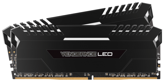 Оперативная память 32Gb (2x16Gb) PC4-24000 3000MHz DDR4 DIMM Corsair CMU32GX4M2C3000C15 оперативная память corsair cmu32gx4m2c3000c15