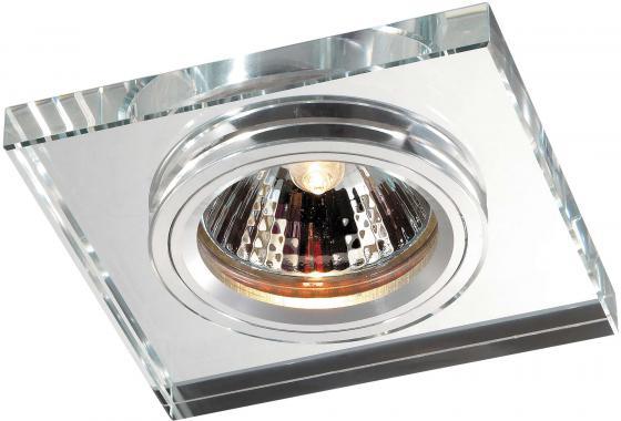 Встраиваемый светильник Novotech Mirror 369753 novotech встраиваемый светильник novotech mirror 369753