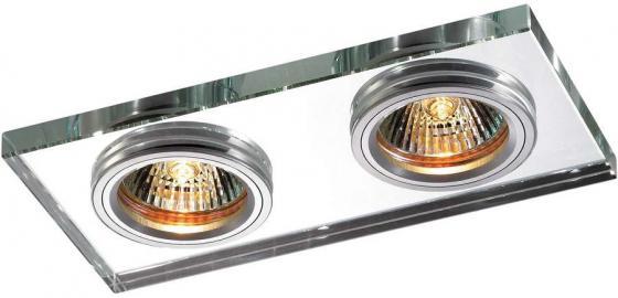 Встраиваемый светильник Novotech Mirror 369765 novotech встраиваемый светильник novotech mirror 369753