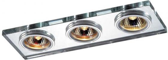 Встраиваемый светильник Novotech Mirror 369766 novotech встраиваемый светильник novotech mirror 369753