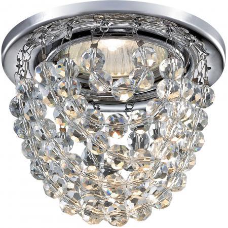 Встраиваемый светильник Novotech Jinni 369778 jinni принцесса с экипажом 83196 д30306