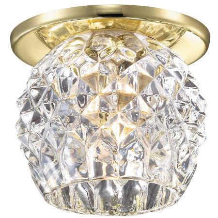 Купить Встраиваемый светильник Novotech Nord 369804
