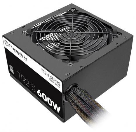 Блок питания ATX 600 Вт Thermaltake TRS-0600P-2 блок питания atx 750 вт thermaltake tr 750pcbeu