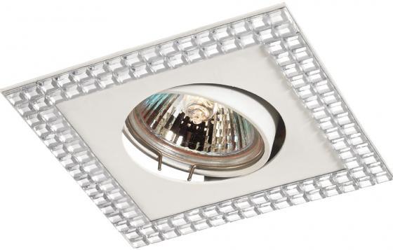 Встраиваемый светильник Novotech Mirror 369837 встраиваемый светильник novotech mirror 369837