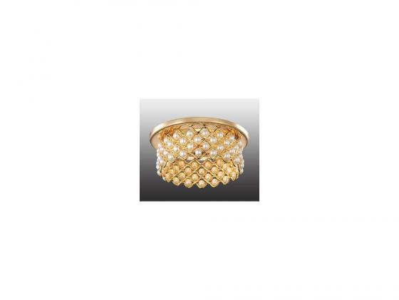 Встраиваемый светильник Novotech Pearl 369891 встраиваемый светильник novotech pearl round 369441