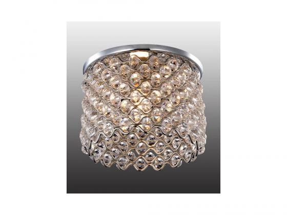 Встраиваемый светильник Novotech Pearl 369894 novotech встраиваемый светильник novotech pearl 369896