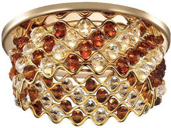 Встраиваемый светильник Novotech Pearl 369897 novotech встраиваемый светильник novotech pearl 369896