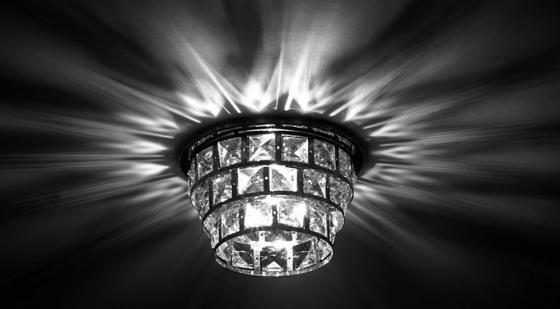 Встраиваемый светильник Novotech Beams 369899 беспроводной светильник mr beams mb860 task light коричневый