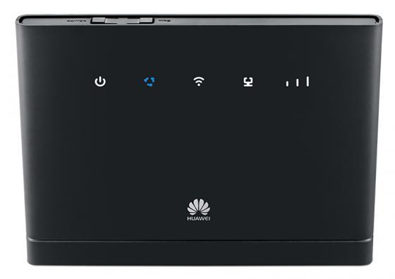 Беспроводной маршрутизатор Huawei B310s-22 802.11n 150Mbps 2.4 ГГц 1xLAN черный 51068685