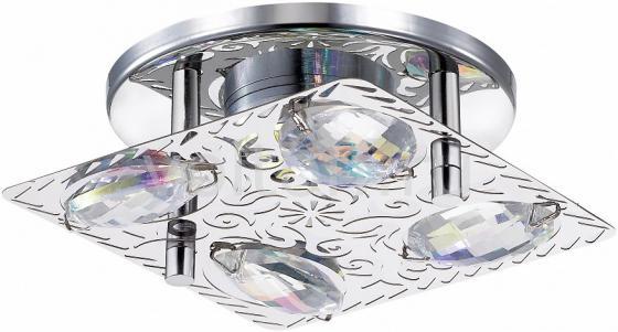 Встраиваемый светильник Novotech Mai 357147 63 rose de mai