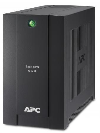 ИБП APC BACK 650VA BC650-RSX761 источник бесперебойного питания apc back ups bc650 rsx761 bc650 rsx761