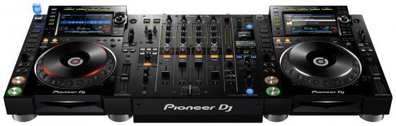 Микшерный пульт Pioneer CDJ-2000NXS2 dj cd проигрыватель pioneer cdj tour1