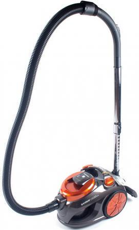 Пылесос ENDEVER Skyclean сухая уборка серый оранжевый пылесос endever vc 540