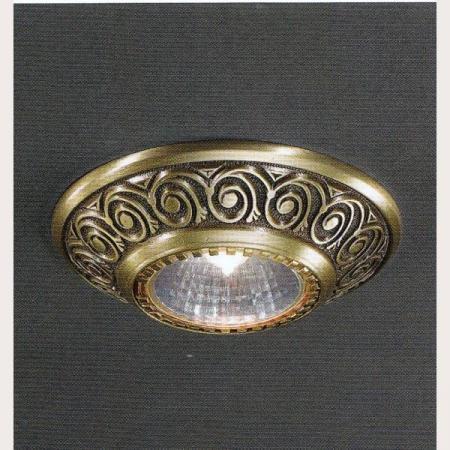 Встраиваемый светильник Reccagni Angelo SPOT 7002 reccagni angelo spot 1097 oro