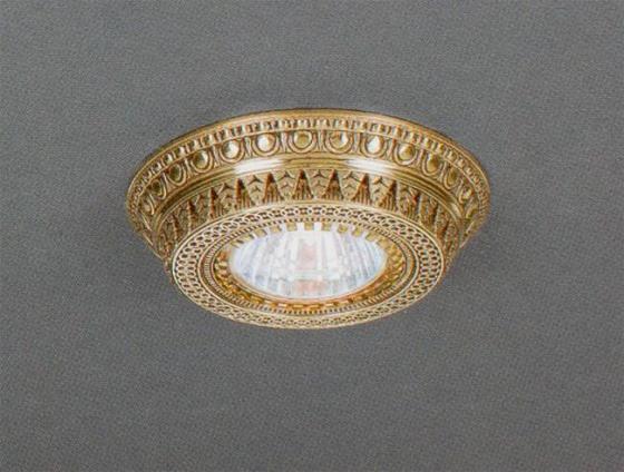 Встраиваемый светильник Reccagni Angelo SPOT 1097 Bronzo встраиваемый светильник reccagni angelo spot 1097 oro