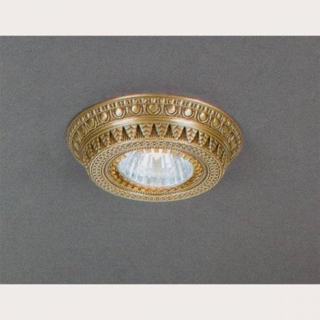 Встраиваемый светильник Reccagni Angelo SPOT 1097 Oro встраиваемый светильник reccagni angelo spot 1083 oro