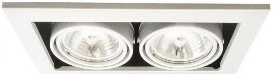 Встраиваемый светильник Arte Lamp Technika A5930PL-2WH arte lamp встраиваемый светильник arte lamp technika 2 a5930pl 2wh